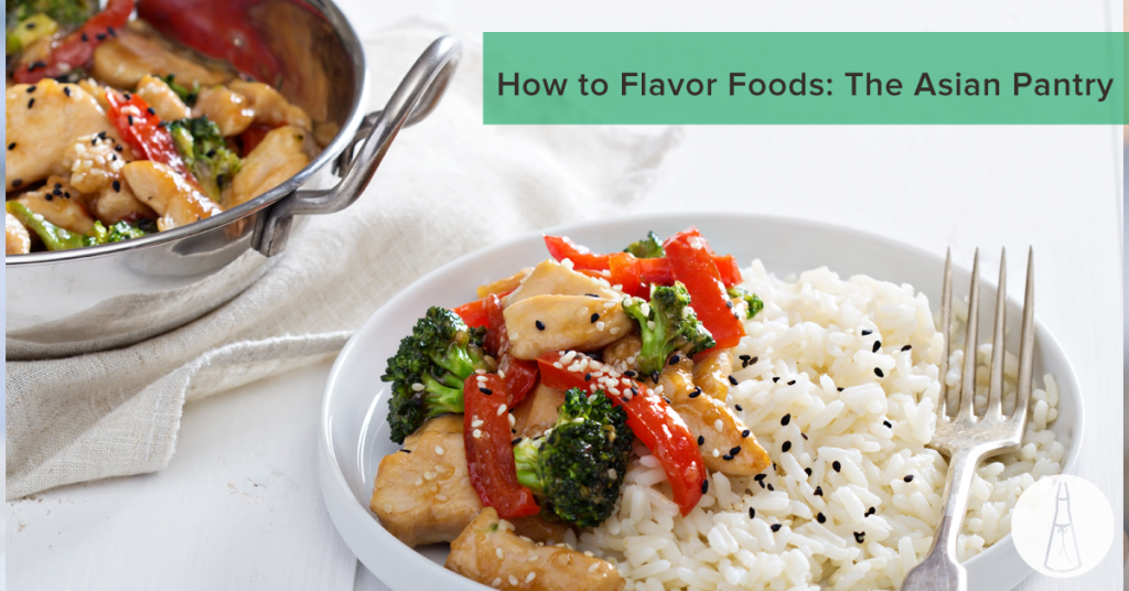 How to flavor foods